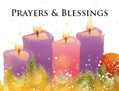 advent wreath blessing blessing of a christmas