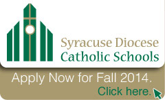 Apply Now to Syracuse Diocese Catholic Schools