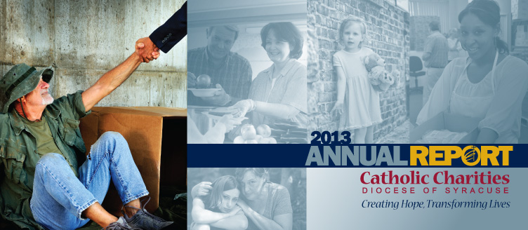 2013 Catholic Charities Annual Report